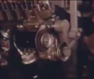 Austin7 MK1 Mini, BMC,Longbridge Production line Documentary 1959